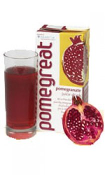 POMEGREAT - Pomegranate Juice