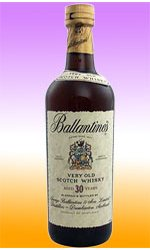 BALLANTINES - 30 Year Old