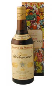BARBANCOURT - 15 Year Old Reserve du Domaine