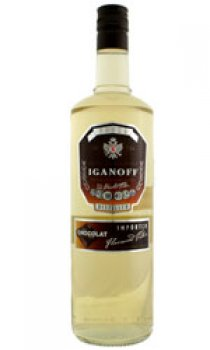 IGANOFF - Chocolate Vodka 37.5%
