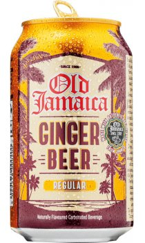 D & G - Old Jamaica Ginger Beer