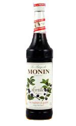 Monin - Myrtille (Blueberry)