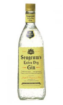 Seagrams - Extra Dry