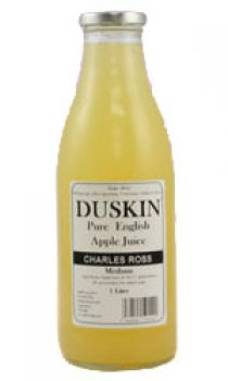 DUSKIN PURE APPLE JUICE - Charles Ross