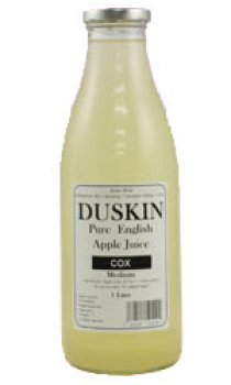 DUSKIN PURE APPLE JUICE - Cox's Orange Pippin