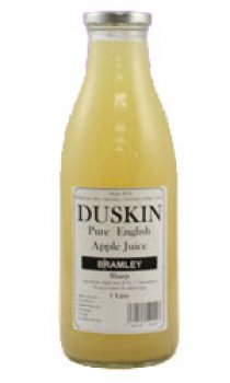 DUSKIN PURE APPLE JUICE - Bramley