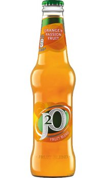 Britvic - J20 Orange & Passion Fruit