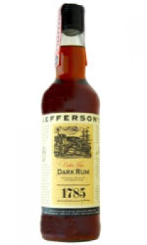 JEFFERSONS - Extra Dark Fine Rum