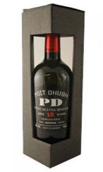 Poit Dhubh - Unchilfiltered 12 Year Old