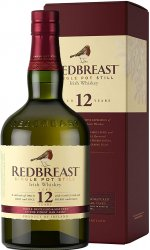Jameson - Redbreast 12 Year Old