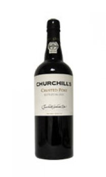 CHURCHILLS - Crusted 2002