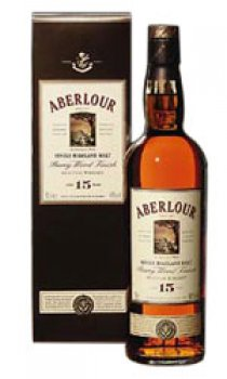 Aberlour - 15 Year Old Sherry Finish