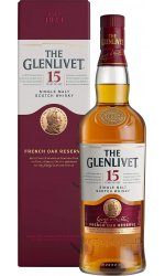 Glenlivet - French Oak 15 Year Old