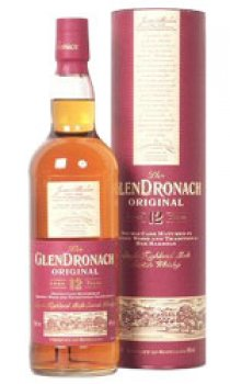 GLENDRONACH - 12 Year Old