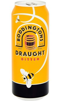 Boddingtons - Draught