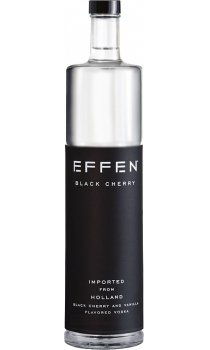 Effen - Black Cherry Vodka