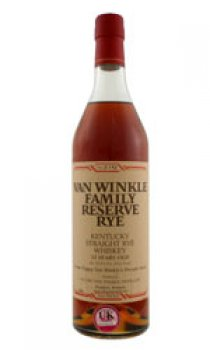 Old Rip Van Winkle - 13 Year Old Family Reserve Rye