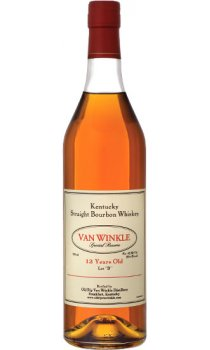 "Old Rip Van Winkle - Special Reserve 12 Year Old Lot ""B"""