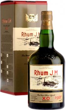 Rhum J.M - Aged Agricole XO Reserve Speciale