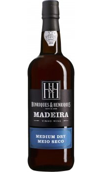 Henriques And Henriques - Medium Dry 3 Year Old