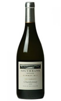 SOUTHBANK ESTATE - Hawkes Bay, Chardonnay 2007