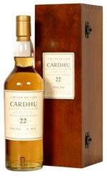 CARDHU - 1982, 22 Year Old Limited Edition