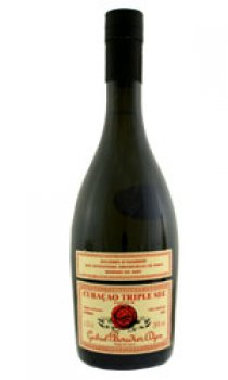 GABRIEL BOUDIER - 'Historical Collection' Curacao Triple Sec