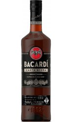Bacardi - Black (Carta Negra)