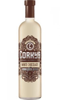 Corkys - White Chocolate