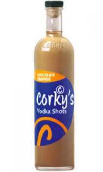 CORKYS - Chocolate & Orange