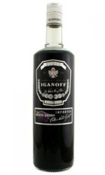 IGANOFF - Blackberry Vodka