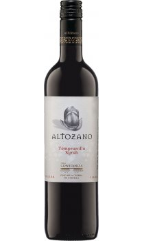 Altozano - Tempranillo Shiraz 2016