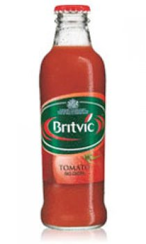 Britvic - Tomato Juice (Mini Bottles)