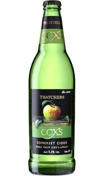 Thatchers - Cox's