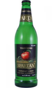 THATCHERS - Spartan