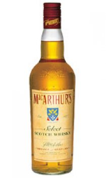 Macarthurs - Select Scotch Whisky