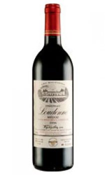 CHATEAU LOUDENNE - Medoc Cru Bourgeois Superieur 2003