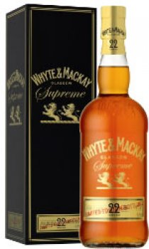 Whyte And Mackay - Supreme 22 Year Old