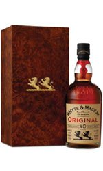 WHYTE AND MACKAY - 40 Year Old