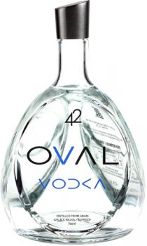 Oval - Vodka
