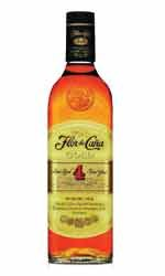 Flor de Cana - 4 Year Old Gold