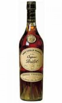 MAISON BRILLET - Tres Vielle Reserve XO Grande Champagne 20 Year Old