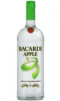 BACARDI - Apple