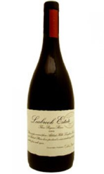 LEABROOK ESTATE - Three Region Shiraz 2003