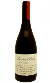 LEABROOK ESTATE - Merlot 2004