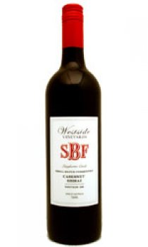 WESTSIDE VINEYARDS - SBF Cabernet Shiraz 2005