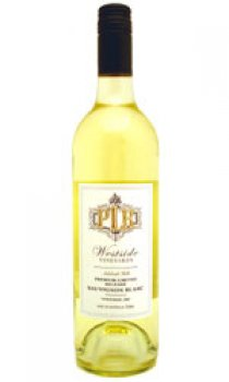 WESTSIDE VINEYARDS - PLR Sauvignon Blanc 2007