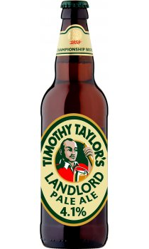 Timothy Taylor - Landlord Ale