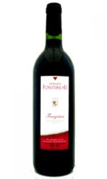 DOMAINE FONTENEAU FAUGERES - Traditional Red  2006