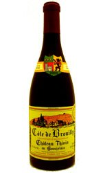 CHATEAU THIVIN - Cote de Brouilly Cuvee Zaccharie 2005